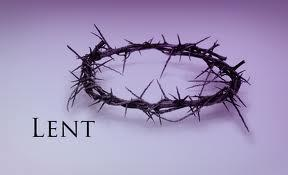 Lent - crown of thorns