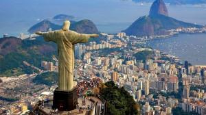Rio overlooking