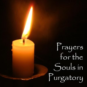 Prayer for souls in purgatory