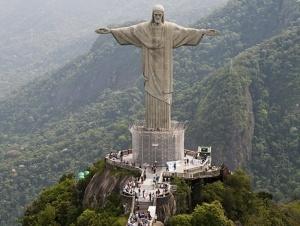 Rio statue