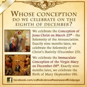 whose conception