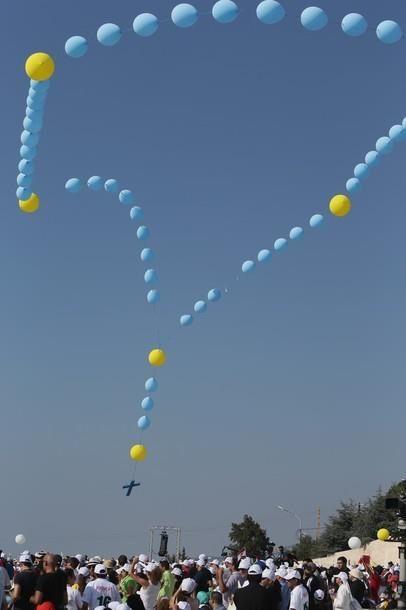 Balloon Rosary