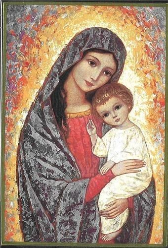 e3bc13d83a273d5011ee4ae32df9d707--holy-mary-blessed-mother
